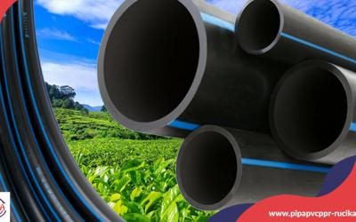 Pipa HDPE untuk Industri Pertambangan dan Perkebunan