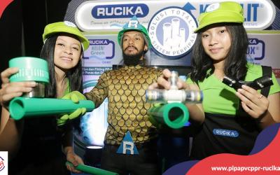 Rucika Kelen Green PPR: Solusi Pipa Air Panas di Indonesia