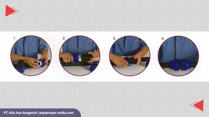 Penyambungan Mechanical Joint
